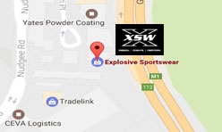 explosive sportswear location