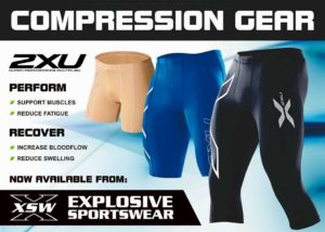 explosive sportswear featured products